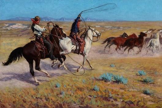 Fading Horses