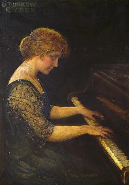 Madame Theodora Sturkow Ryder