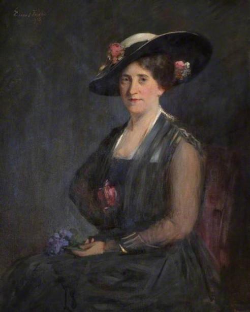 Mrs Olga Myers
