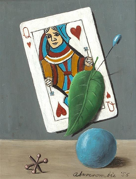 Queen Of Hearts With Jack And Ball