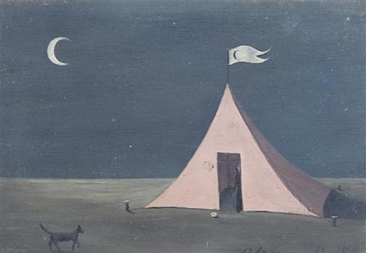 The Pink Tent