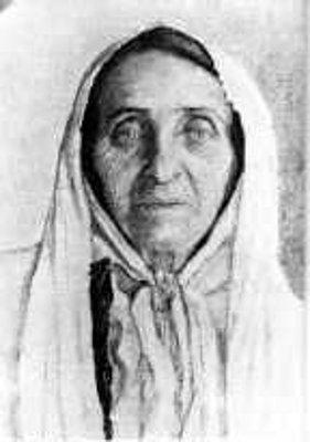 Bahiyyih Khanum (Abdu'l-Baha's sister)