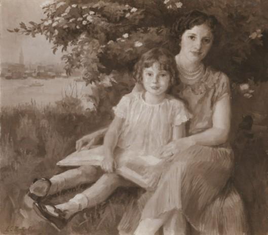 Frances And Sonia Barnett