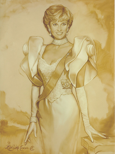 Her Highness Diana, Princess Of Wales