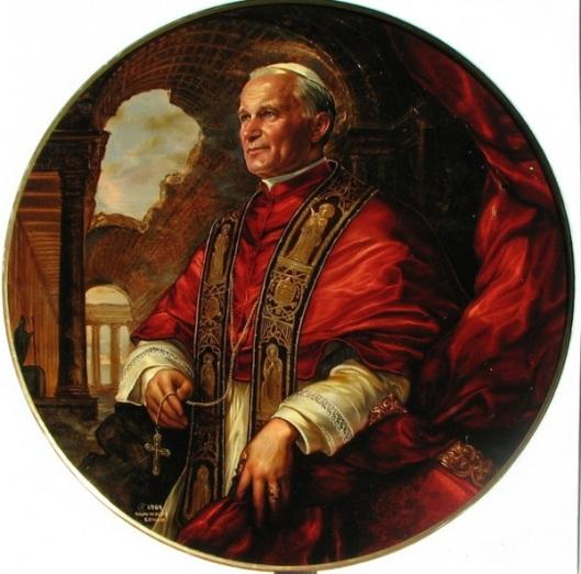 His Holiness Pope John Paul II