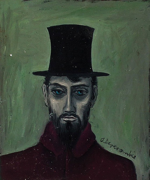 Man In A Top Hat
