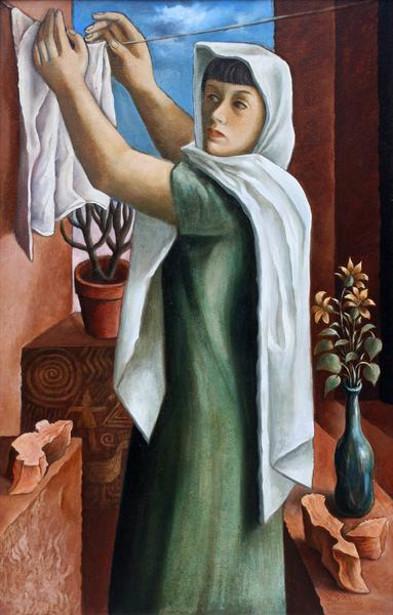 Maxine (The Artist's Wife)