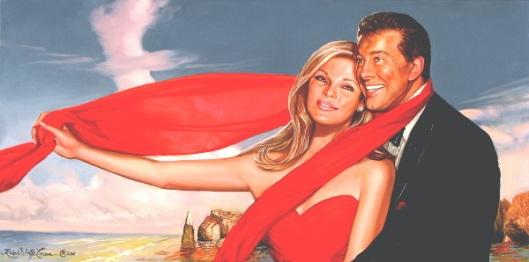 Mr. And Mrs. Steve Wynn