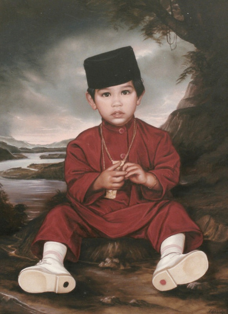 Son Of H.M. Sultan of Brunei