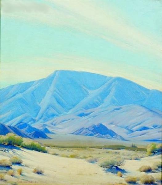 A Southwestern Landscape