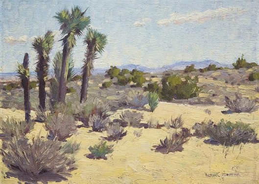 California Desert, Twentynine Palms