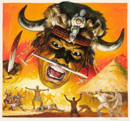 I Fought The Mau Mau Riders