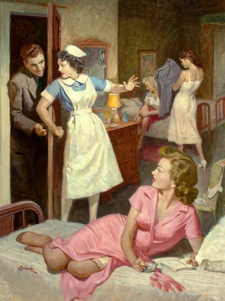 Nurses' Quarters