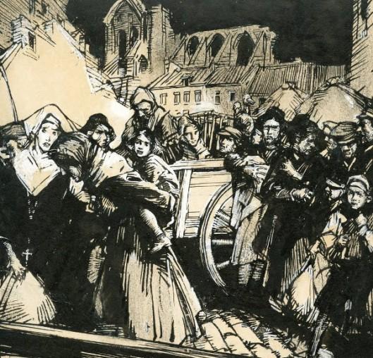 War Rages In France