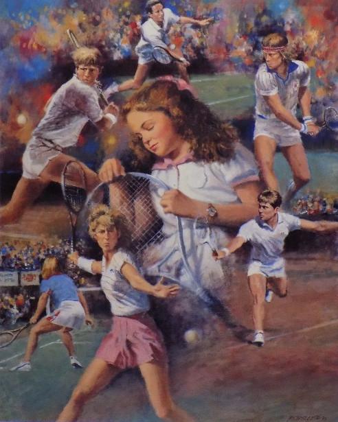Tennis Dreaming