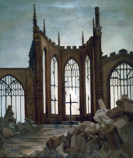 The Sacristy, Coventry Cathedral