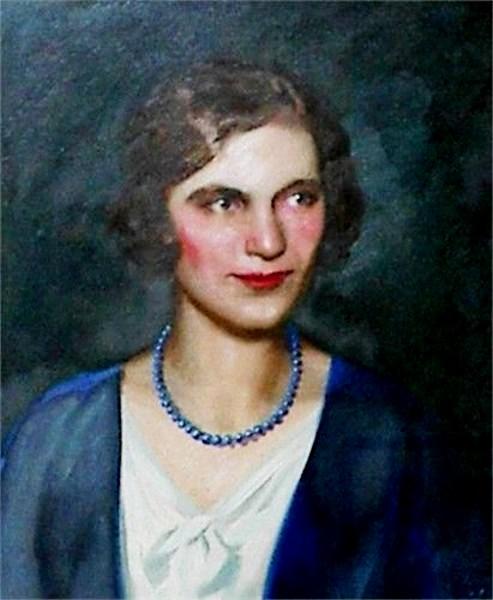 Marie Adam (The Artist's Sister)