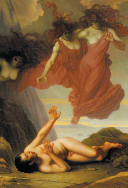 Orestes And The Furies
