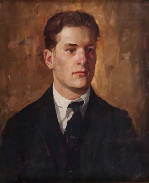 Portrait Of A Young Man (Paul Chidlow)