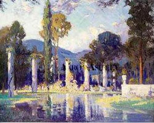 Undine's Pool, Versailles
