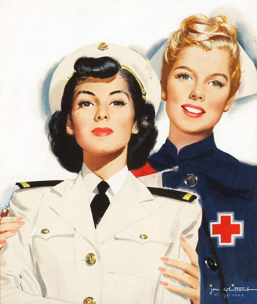 American Red Cross Nursing