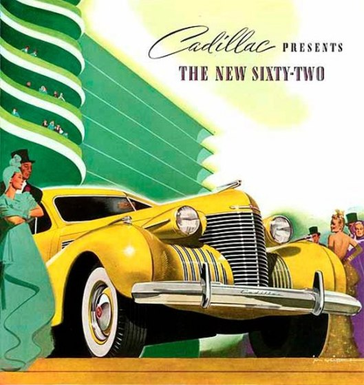 Cadillac - The New Sixty-Two