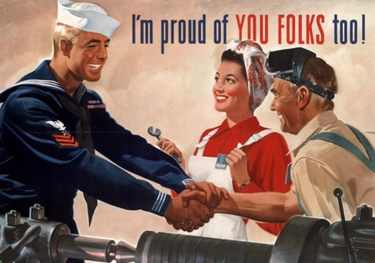 I'm Proud Of You Folks Too!