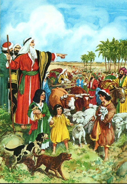 Moses And The Great Day Of Deliverance