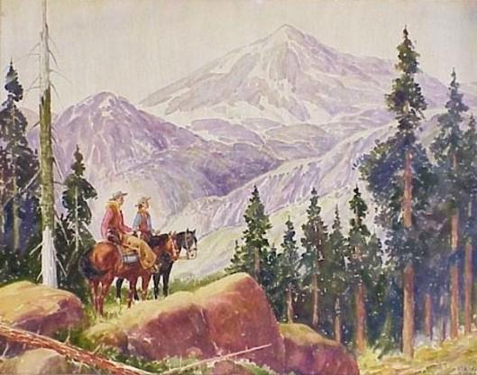 Western Romance Landscape