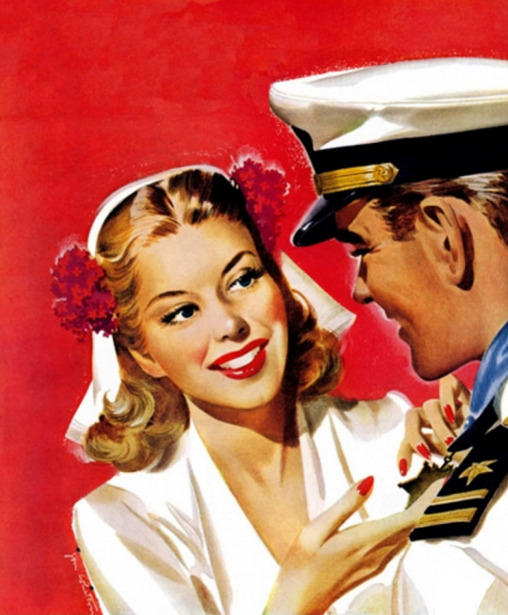 Be A Cadet Girl - Naval Officer And Woman