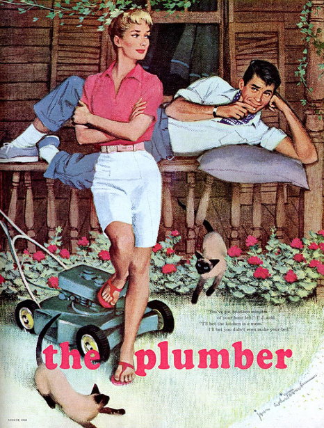 The Playboy And The Plumber