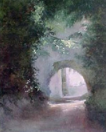 Shaded Archway