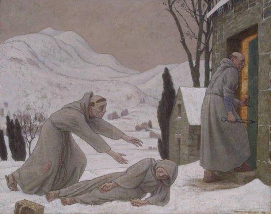 A Parable Of Saint Francis