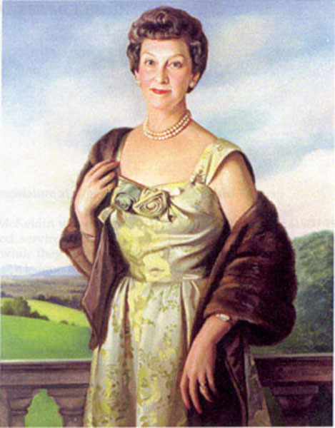 Dorothy Byron Lane