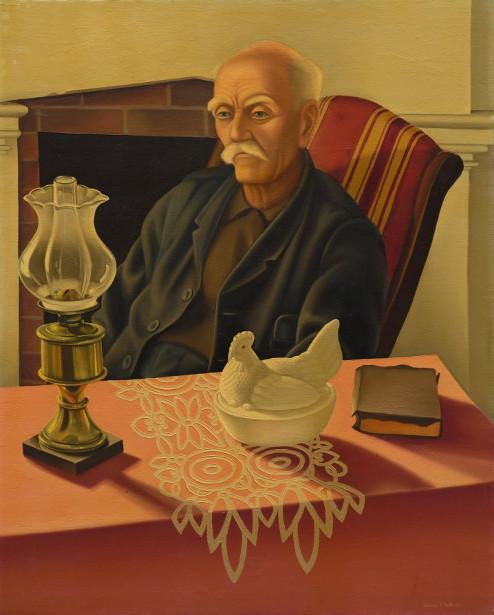 Ezra Davenport