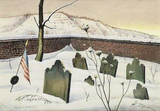 Graveyard, Ulertown