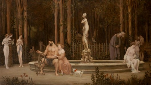 The Garden Of Venus