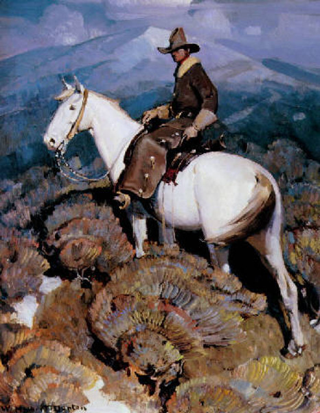 The Horse Rustler