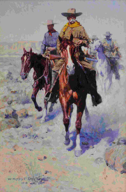 William Herbert Dunton (1878 – 1936) | AMERICAN GALLERY ...