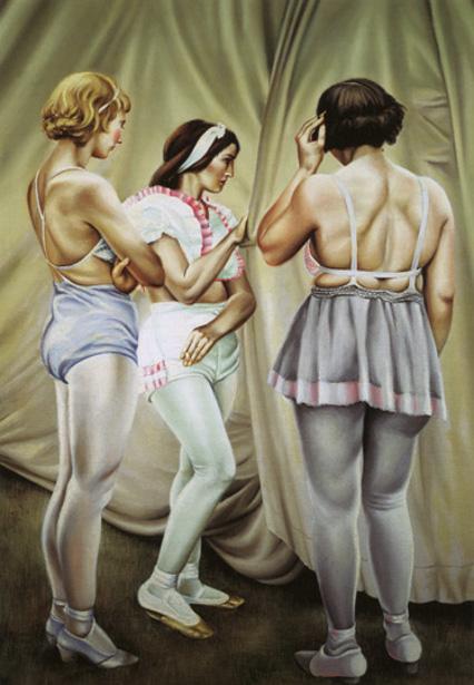 Trapeze Artists