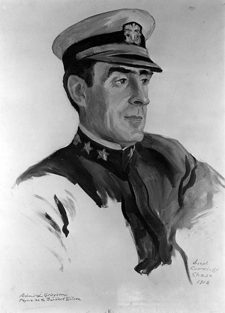 Admiral Cary Travers Grayson