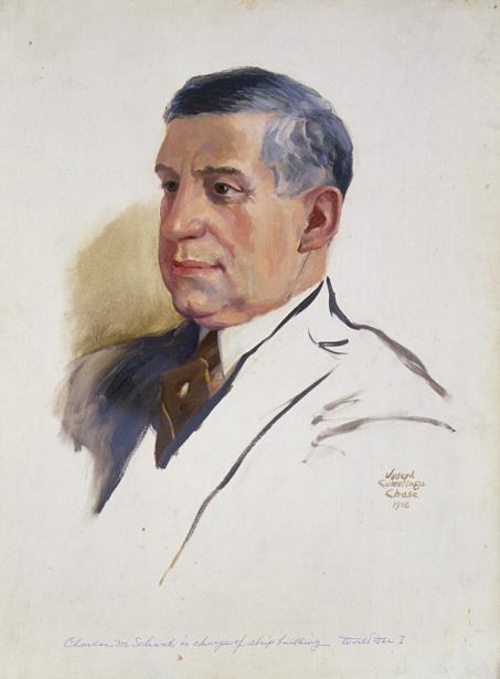 Charles Michael Schwab