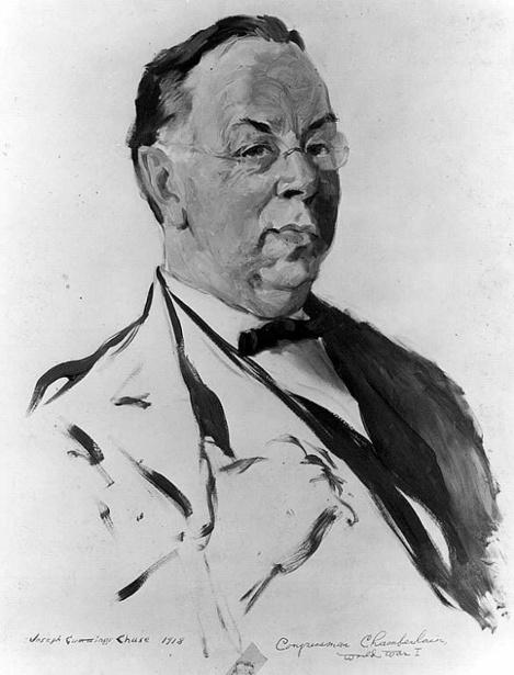 George Earle Chamberlain