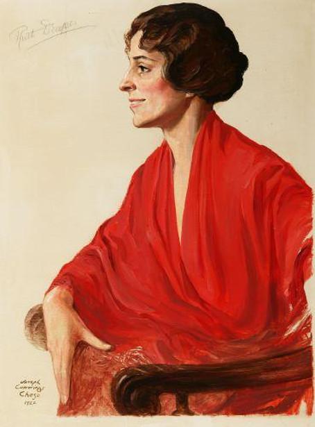 Ruth Draper, Famous Monologuist